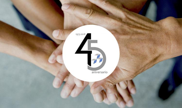 45 aniversario FERRI