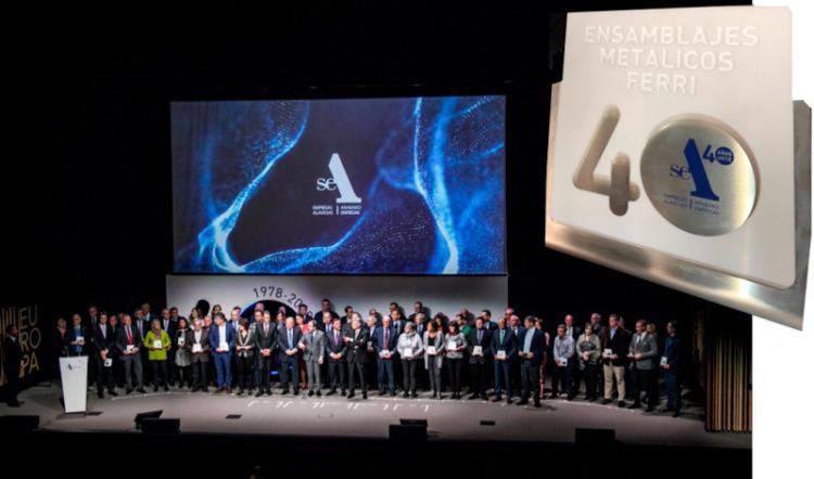 40 años de Sea Empresas Alavesas